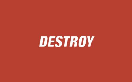 Destroy Rebuilding Company
